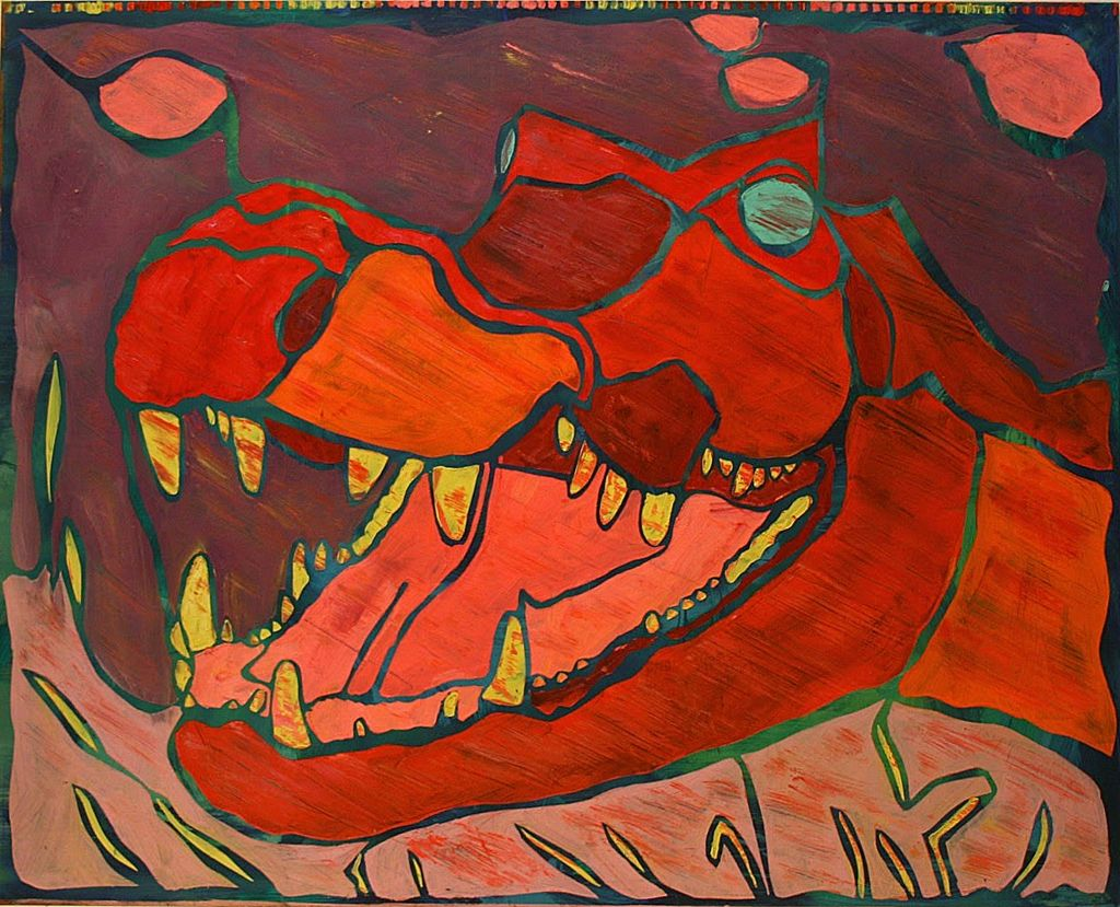 Night Gator by Stephen Clegg at www.cleggart.com
